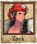 Zack Cannoneer Poster