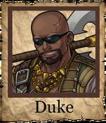 Duke Brute Poster