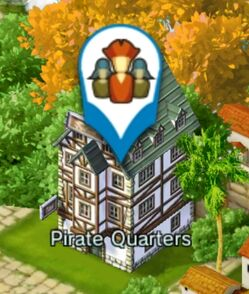 Pirates quarter
