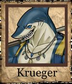 Krueger Brute Poster