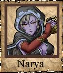 Narya Swashbuckler Poster