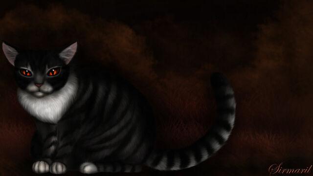 File:Darkstripe in dark forest by sirmaril-d48uvgs.jpg