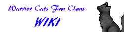 Warrior Cats Fan Clans and Roleplaying Wiki