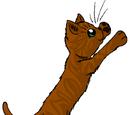 Kralle des Tigers