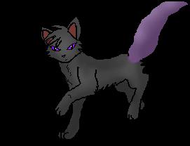 Lavenderwolf.Zakuro.warrior