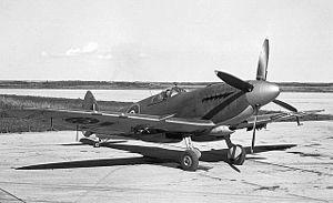 The Seafire Plane