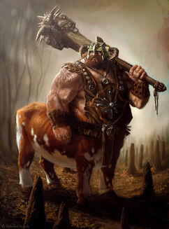 Man bull by mehrdadisvand-1-