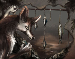 Fisherman s cove by shadowkiwi (Wulver)