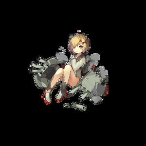 Graf Spee damaged