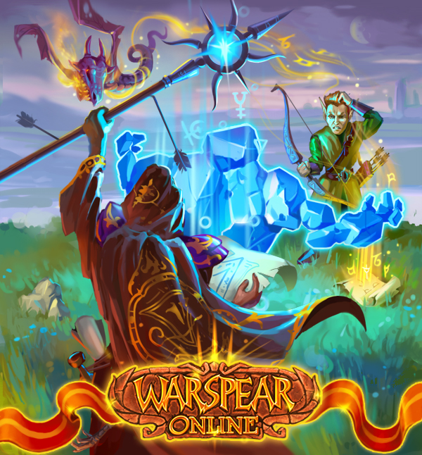 Warspear online 37 cover art