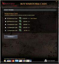 WarstormCash