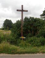 Borowiecka (krzyż przydrożny)
