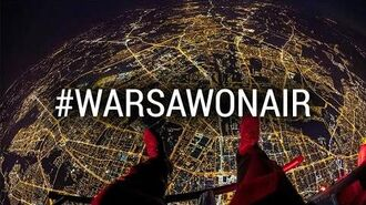 WARSAW ON AIR photobook story