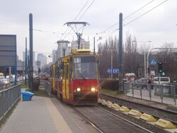 Aleja Jana Pawła II (tramwaj 41) 2