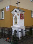 Elekcyjna, Baonu Zośka (kapliczka)