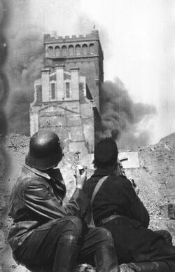 Lokajski - Płonaca Pasta (1944)