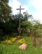 Mehoffera, Modlińska (krzyż przydrożny)