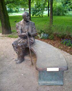 Pomnik Jana Nowaka-Jeziorańskiego