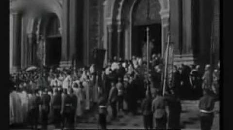 Poświęcenie Wielkiego Soboru - Warszawa 1912