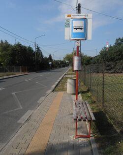 Dziewanowska (przystanek)