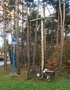 Kąkolowa, Żeglarska (krzyż)