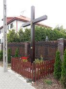 Biedronki (nr 13b, krzyż przydrożny)