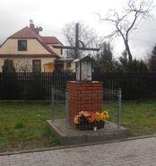 Fleminga, Pułaskiego (kapliczka)