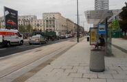 Metro Świętokrzyska (przystanek 2)