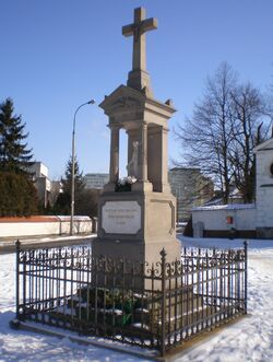 Czerniakowska, Bernardyńska (kapliczka).JPG