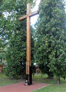 Kościół Zmartwychwstania Pańskiego (krzyż misyjny)