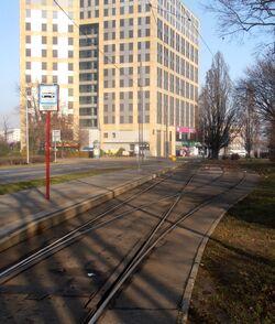Metro Wilanowska (przystanek 2).JPG