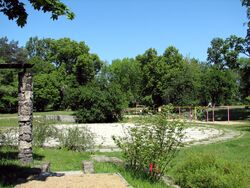 Fragment parku