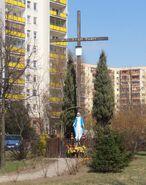 Bora-Komorowskiego, Fieldorfa (kapliczka)
