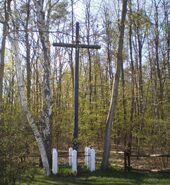 Dewajtis, Kamedulska (krzyż)