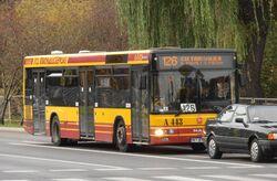 Wysockiego (autobus 126)