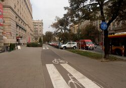 Waryńskiego (ścieżka rowerowa).JPG