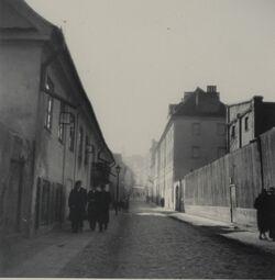 Ulica Boleść 1935