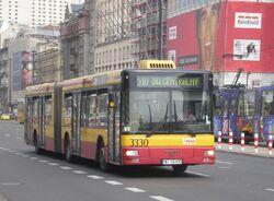 Aleje Jerozolimskie (autobus 510).JPG