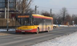 Arkuszowa (autobus 110)