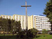 Kapliczka aleja Rodowicza