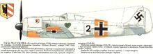 10 Fw190A-4 II-JG54
