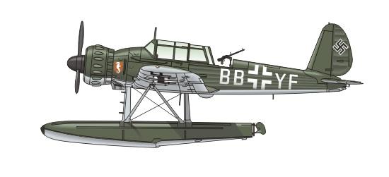 File:Arado Ar 116 Float Plane.jpg