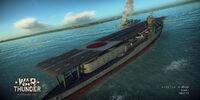 Akagi-class Carrier