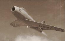 F-86A-5 Sabre