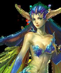 Evil Enchantress (Gods Descent)