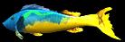 Shadow Crystal Fish
