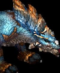 Devil Lizard (Gods Descent)