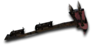 WL2 Weapon Fire Axe