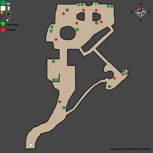 WL2 Infected Pump Station Map Walkthrough