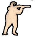 WL2 Combat Shooting Icon